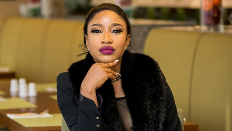 "Tonto Dikeh Might Write A Book On Her Ex-husband Titled ""Surviving Churchill"" 1"
