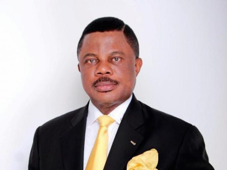 Anambra State Governor Willie Obiano In America to sign MoU On Firefighting 1