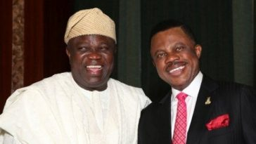 Akinwumi Ambode And Willie Obiano Wins 'Integrity Governors Of The Year' 1