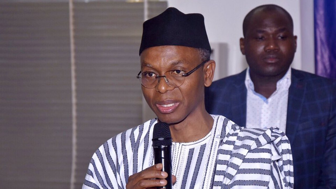 """""""The Key Is The People"""" - Governor El-Rufai Reveals How To End Godfatherism In Lagos 1"""