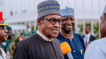 """""""Ordinary Nigerians Will Feel The Positive Impact Of My Government"""" - President Buhari 2"""