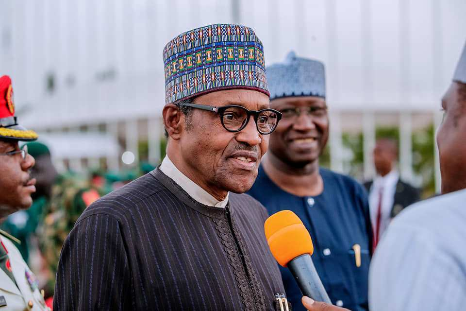 """""""Ordinary Nigerians Will Feel The Positive Impact Of My Government"""" - President Buhari 1"""
