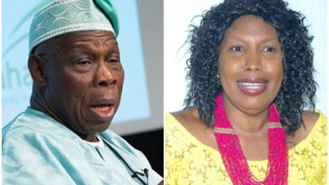 My Husband Obasanjo Paid Assassins To Kill Me And My Son For Supporting Buhari – Wife Alleges 1