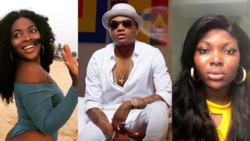 Nollywood Actress, Uche Okoye Threatens To Kill Herself If Wizkid Refuses To Do This Favour For Her 1