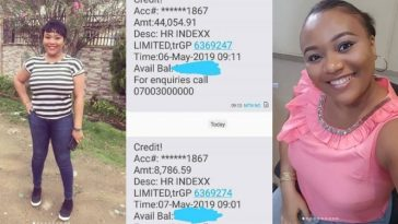 Unemployed Young Lady Returns Money A Company Mistakenly Paid Into Her Account [Photos] 1