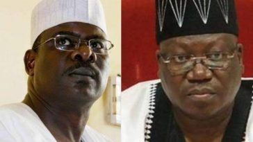 Senate President: Don't Ruin This Opportunity With Your Personal Aspirations – Arewa Youths To Ndume, Goje 4