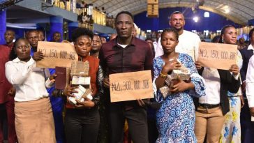 Prophet Jeremiah Transforms The Lives Of Two Prostitutes With N4,300,000 Million [Photos] 1