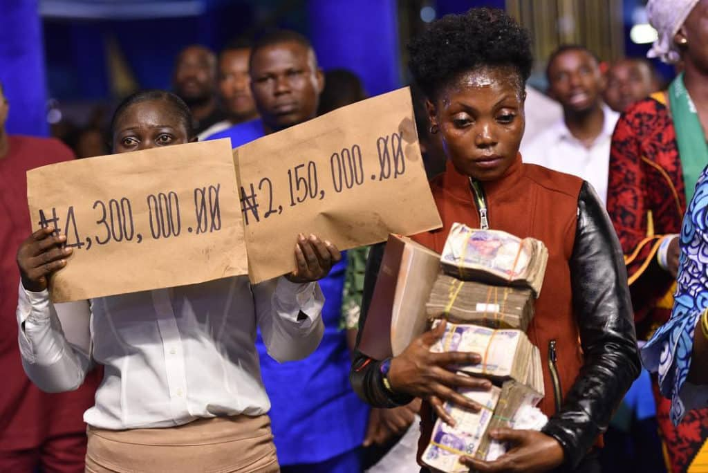 Prophet Jeremiah Transforms The Lives Of Two Prostitutes With N4,300,000 Million [Photos] 2