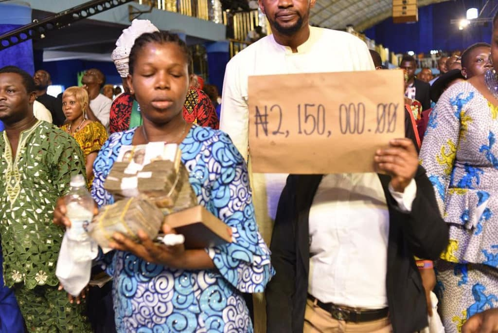 Prophet Jeremiah Transforms The Lives Of Two Prostitutes With N4,300,000 Million [Photos] 3