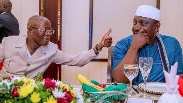 """Oshiomhole Is Hunting Me After I Made Him APC Chairman"" - Okorocha Laments 2"