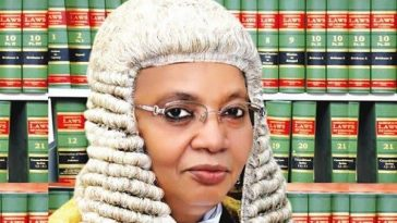 PDP Asks Justice Bulkachuwa To Withdraw From Atiku's Petition At Presidential Election Tribunal 5