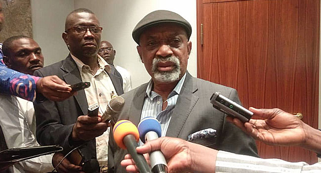 Buhari May Have To Sack Workers In Order To Meet Minimum Wage Demand – Chris Ngige 1