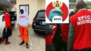 EFCC Arrests Naira Marley And Zlatan Ibile Over Allegations Of Internet Fraud 10