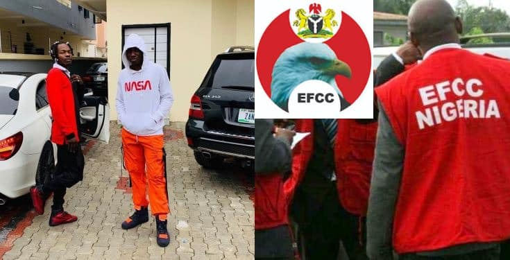 EFCC Arrests Naira Marley And Zlatan Ibile Over Allegations Of Internet Fraud 1