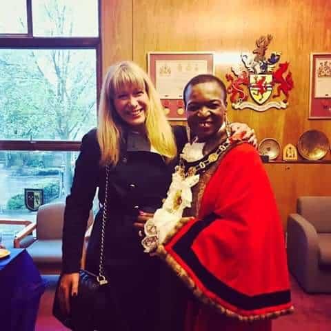 Nigerian-Born Woman, Kate Ekechi Sworn In As Mayor of Enfield In UK [Photos] 1