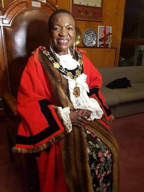 Nigerian-Born Woman, Kate Ekechi Sworn In As Mayor of Enfield In UK [Photos] 3