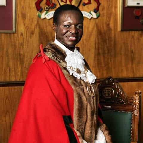 Nigerian-Born Woman, Kate Ekechi Sworn In As Mayor of Enfield In UK [Photos] 4