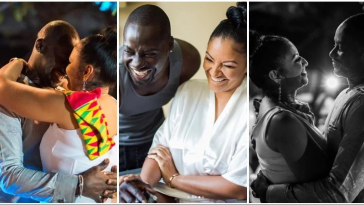 Chris Attoh's Wife, Bettie Jennifer Shot Dead In US After 7-Months Of Marriage 5