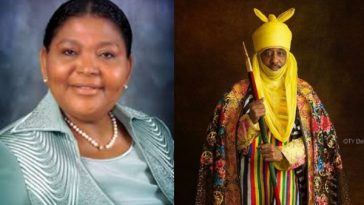 Sanusi Persecuted Me Because He Thought I Wanted His Job At CBN – Cecilia Ibru 1