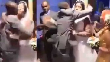 Groom Beats And Drags Best Man Away From His Bride, For Hugging Her Tightly [Video] 4