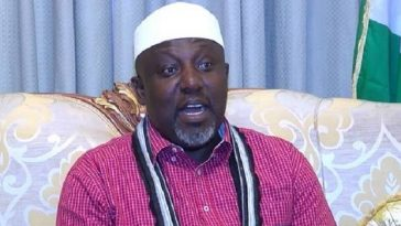APC May Go With President Buhari In 2023 - Rochas Okorocha 1