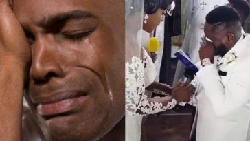 Nigerian Feminist Believes Men Who Cry At Their Weddings Have Psycho Tendencies 1