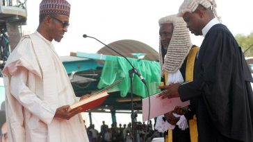 Buhari's Inauguration For Second Term To Holds On May 29, Not June 12 - Presidency 5