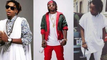 Hoodlums Attacks And Yank Off Earlobe Of Nigerian Rapper Yungsix In Lagos [Photos] 2