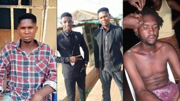 Young Man Healed In Church After Three Years Of Madness Seeks Help To Locate His Family [Photos] 4