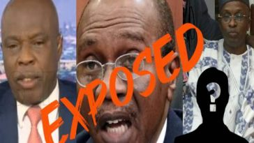 CBN Governor, Godwin Emefiele & Deputy Caught On Tape Discussing How To Cover N500bn Fraud 1