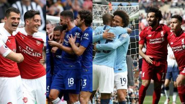 See How Much Top Premier League Clubs Including Much City, Liverpool, Chelsea, Arsenal Earned This Season 2