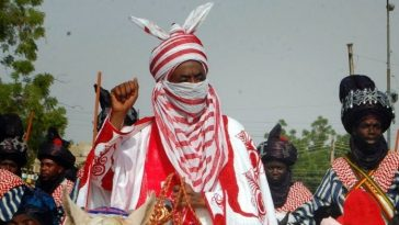 Sanusi Resigns After Ganduje's Installation Of New Emirates Heads In Kano 1