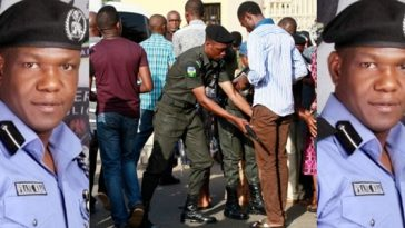 """""""You Have The Right To Search A Policeman Before He Searches You"""" - Nigerian Police Force 5"""