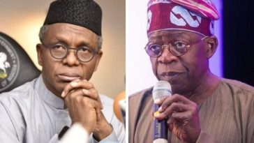 Talk Is Cheap, El-Rufai Can Say Whatever He Likes, Tinubu Remains Our Leader - APC 3