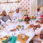 Nigeria Deserves Better, My Relationship With 8th NASS Not The Best - Buhari Tells Saraki, Dogara 29