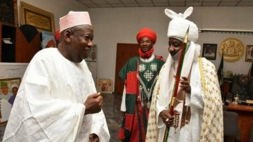 Kano Kingmakers Hire 7 SANs, 17 Lawyers To Challenge Governor Ganduje Over New Emirates 7