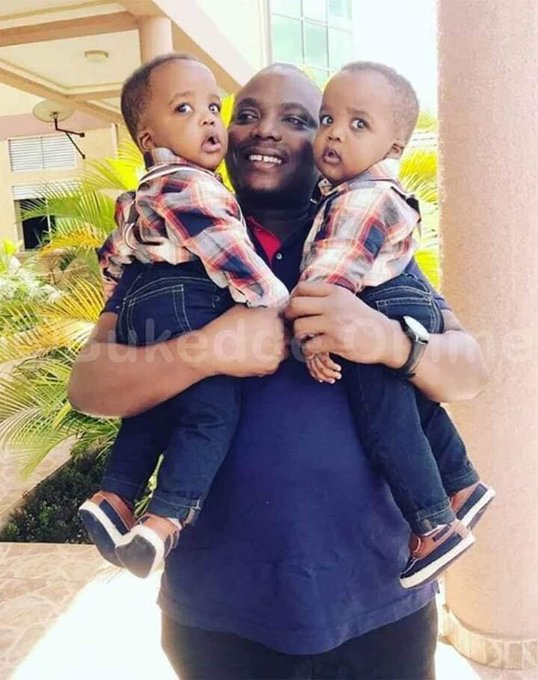 Tragedy Strikes As Water Minister's 2-Year-Old Twins Drown In Swimming Pool [Photos] 1