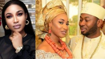 Tonto Dikeh Slams Ex-husband After He Claimed To Be A Tireless Machine, Not 40 Seconds Man 5