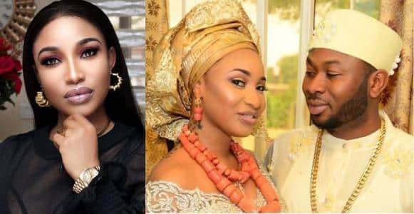 Tonto Dikeh Slams Ex-husband After He Claimed To Be A Tireless Machine, Not 40 Seconds Man 1