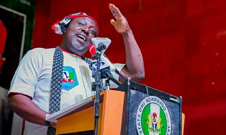 I Will Contest For 2023 Presidency, It's My 4th Attempt And I Must Win The Race — Okorocha 1
