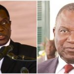 Zimbabwe's Minister Of Power Sacked By President Mnangagwa Over 8-hour Power Outage 27