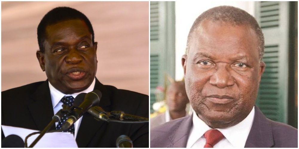 Zimbabwe's Minister Of Power Sacked By President Mnangagwa Over 8-hour Power Outage 1
