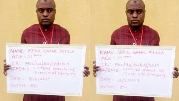 Newly Elected Kwara State Lawmaker Arrested By EFCC For Defrauding A Lady N26 Million 9