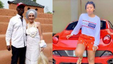 Lina, Ned Nwoko's Moroccan Wife Accuses Regina Daniels Of Using 'Voodoo' On Husband 1