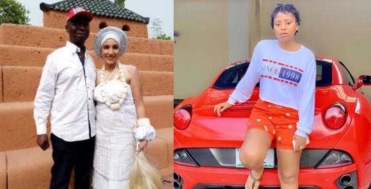Regina Daniel's Mother Injures herself Few hours to daughters  traditional wedding 1