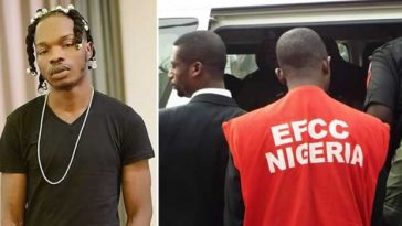 Nigerian Youths Storm EFCC Office In Lagos To Protest For Naira Marley's Freedom [Video] 7