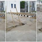 Less Than 24hrs After Osinbajo Commissioned Imo Exhibition Center, See What The Entrance Looks Like 9