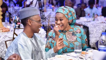 Governor El-rufai's Wife And Kid Reportedly Faces Deportation From Indonesia 2