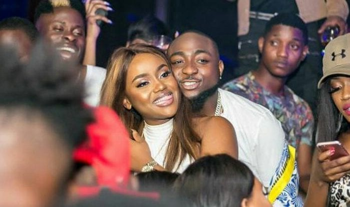 Davido Sends Flower To Chioma, Says Only Death Can Separate Him From Her 1