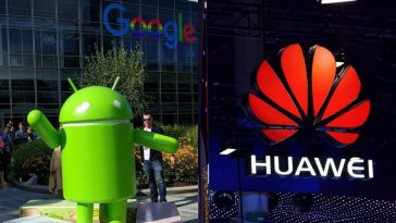 Google suspends Huawei's Android Licence, pulls Play Store and no more security updates 12